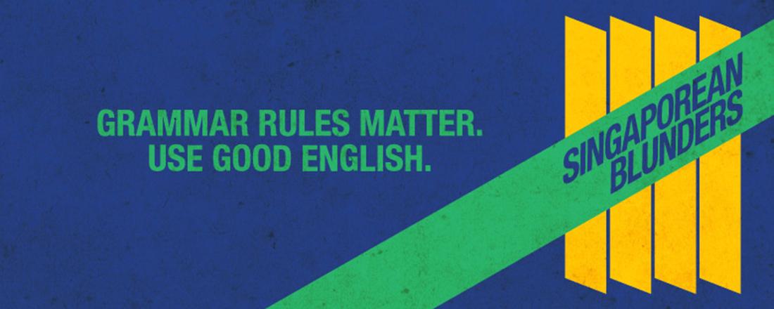 Speak Good English (Source: Speak Good English Movement/Facebook)
