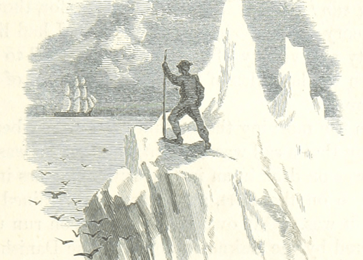 Iceberg (Source: The British Library/Flickr)