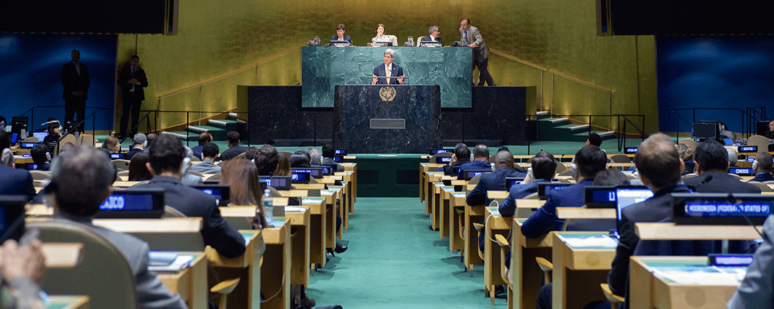 John Kerry at 2015 NPT (Source: U.S. Department of State/Flickr)