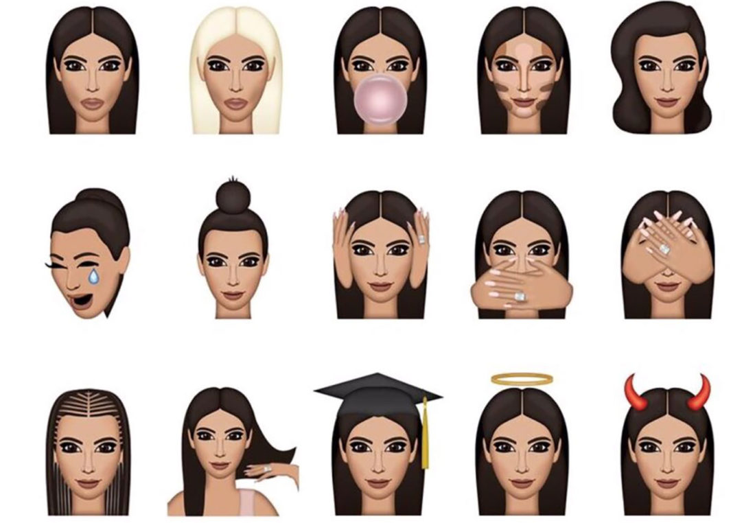 Kimoji (Source: Venture Beat)