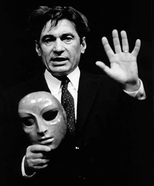 Jacques Lecoq (Source: Télérama)