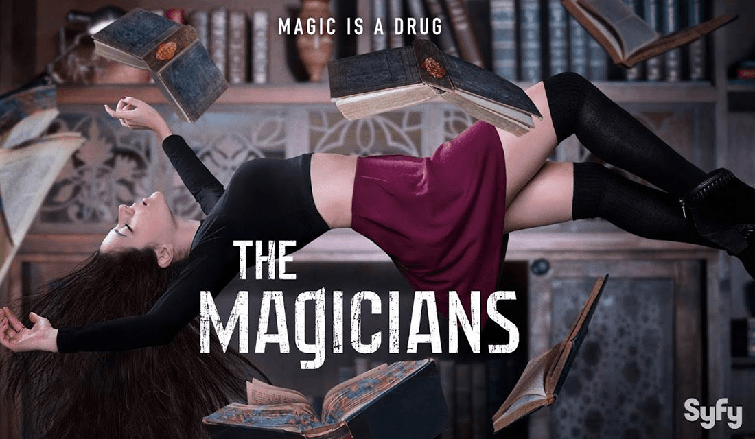 The Magicians (Source: SyFy)