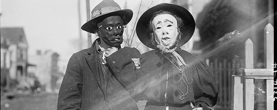 Masks (Source: Library of Congress/Flickr)