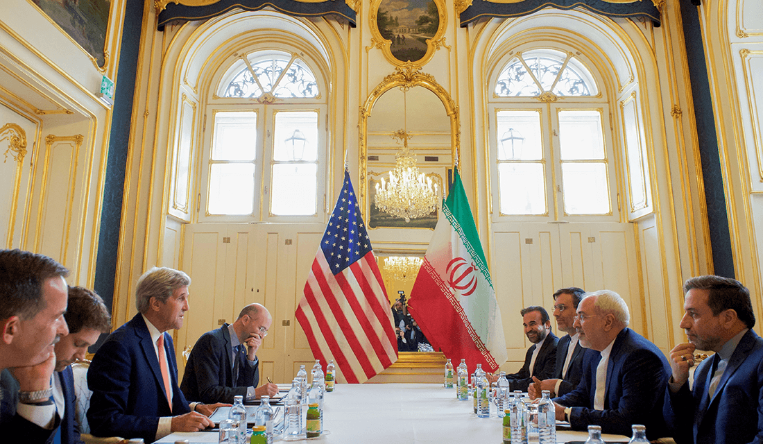 Joint Comprehensive Plan of Action (Iran Deal) (Source: U.S. Department of State/Flickr)