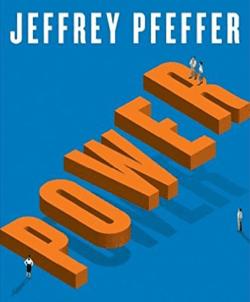 """Jeffrey Pfeffer's """"Power"""" (Source: Amazon)"""