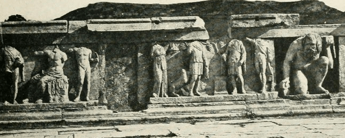 Ruins (Source: Internet Archive Book Images/Flickr)
