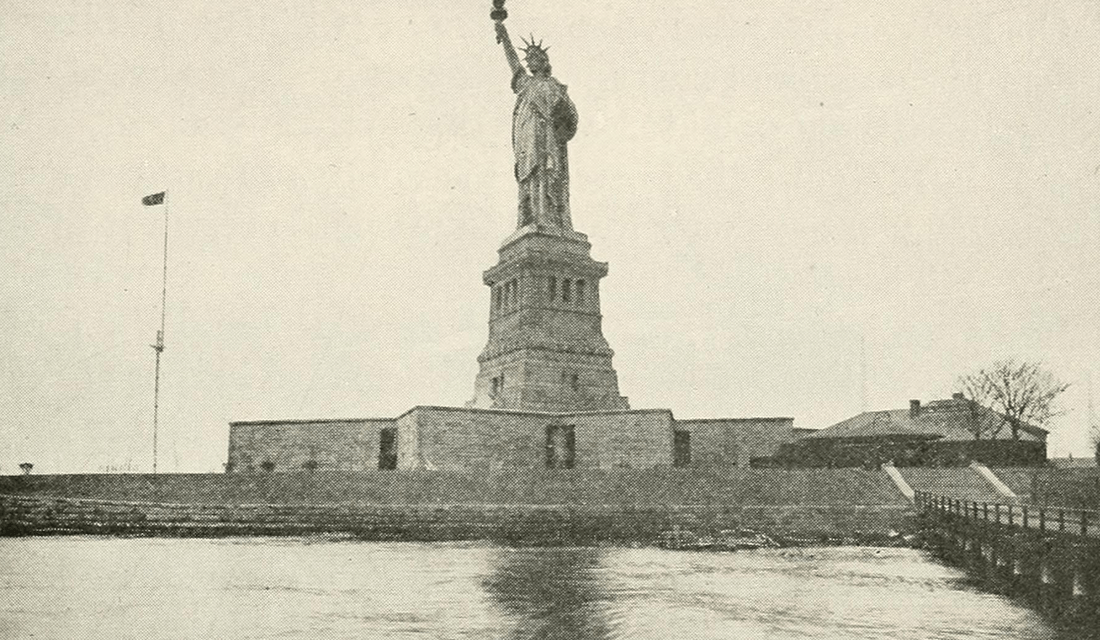 Statue of Liberty (Source: Internet Archive Book Images/Flickr)