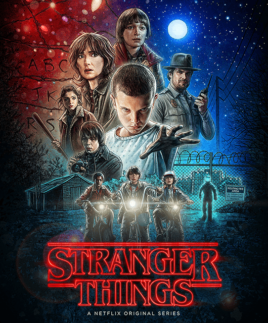 Stranger Things (Source: Kyle Lambert/Netflix)