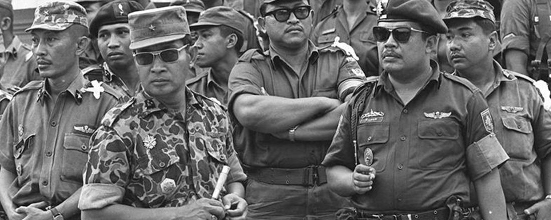 General Suharto (Source: Associated Press/Al-Jazeera)