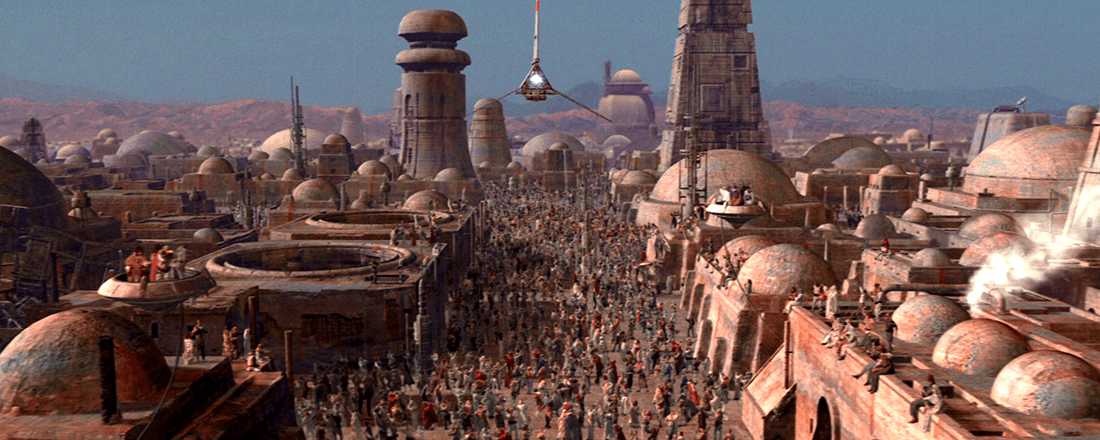 Mos Eisley (Source: Star Wars Wikia)