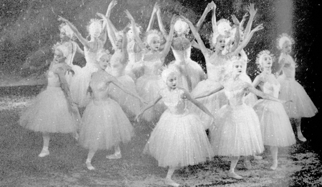"New York City Ballet's ""The Nutcracker"" (Source: Wikimedia Commons)"
