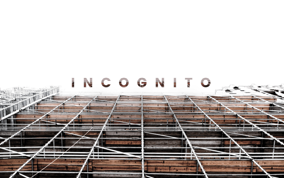 Issue.18: Incognito