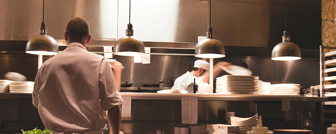 Restaurant Kitchen Line