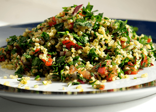 Tabbouleh (Source: Cyclonebill/Flickr)