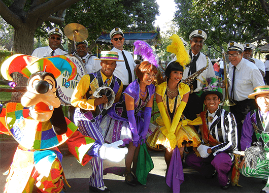 New Orleans Traditional Jazz Band (Source: Alexandra Reale)