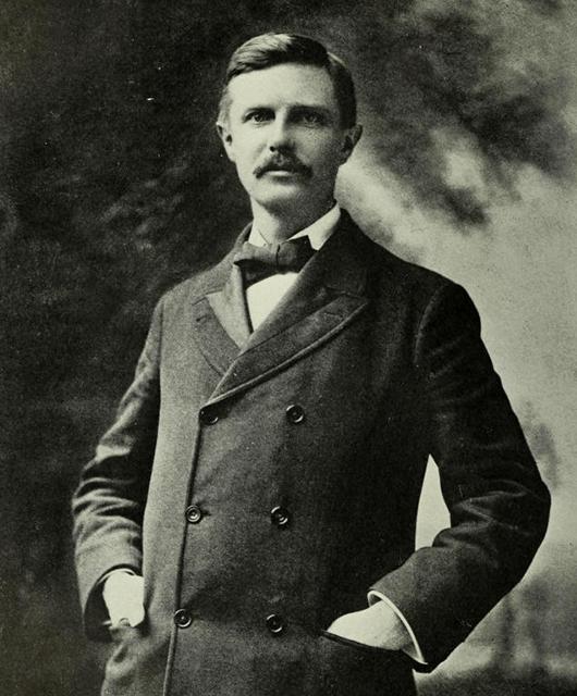 Frederick Jackson Turner (Source: Wikimedia Commons)