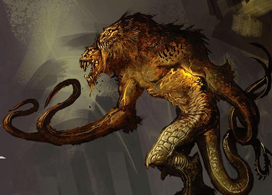 Demogorgon (Source: Dungeons & Dragons)