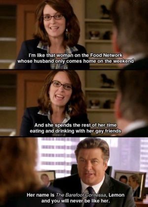 Liz Lemon Ina Garten Meme (Source: Pinterest)