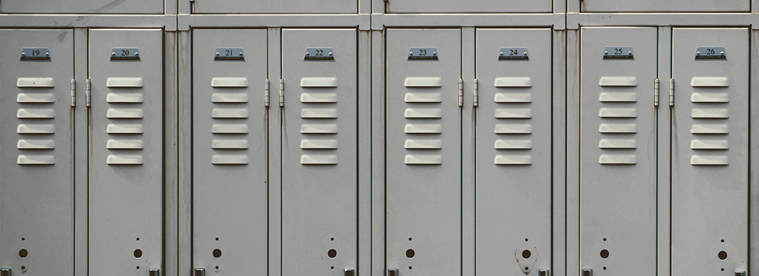 Hallway Lockers