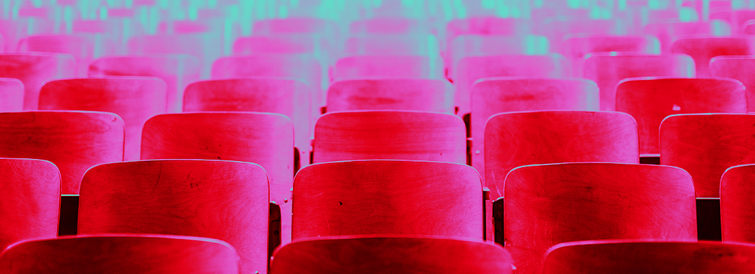 Seats High on Red Hue