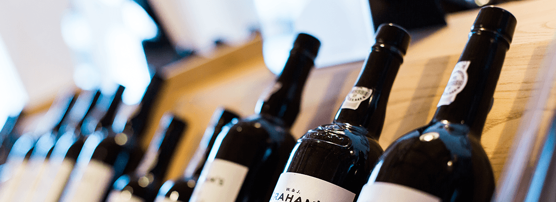 Row of Wine