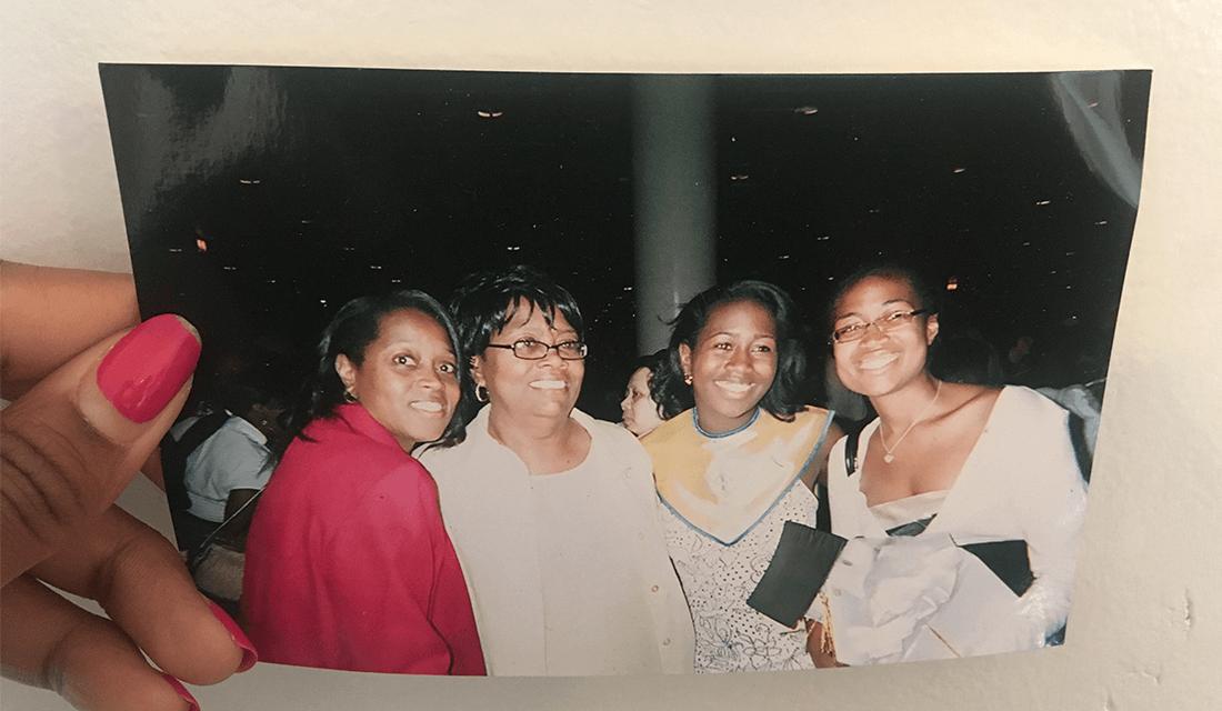 Family Photo (Source: Tanisha Humphrey)