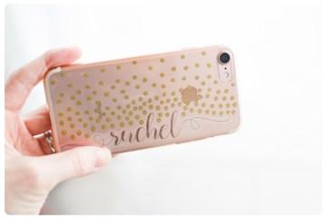 DIY Easy Cute Phone Case