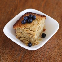 Easy Baked Oatmeal