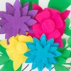 Paper Flowers | Paper Flower Template | Printable Flowers | Printable Flower Template