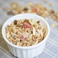 Homemade Granola