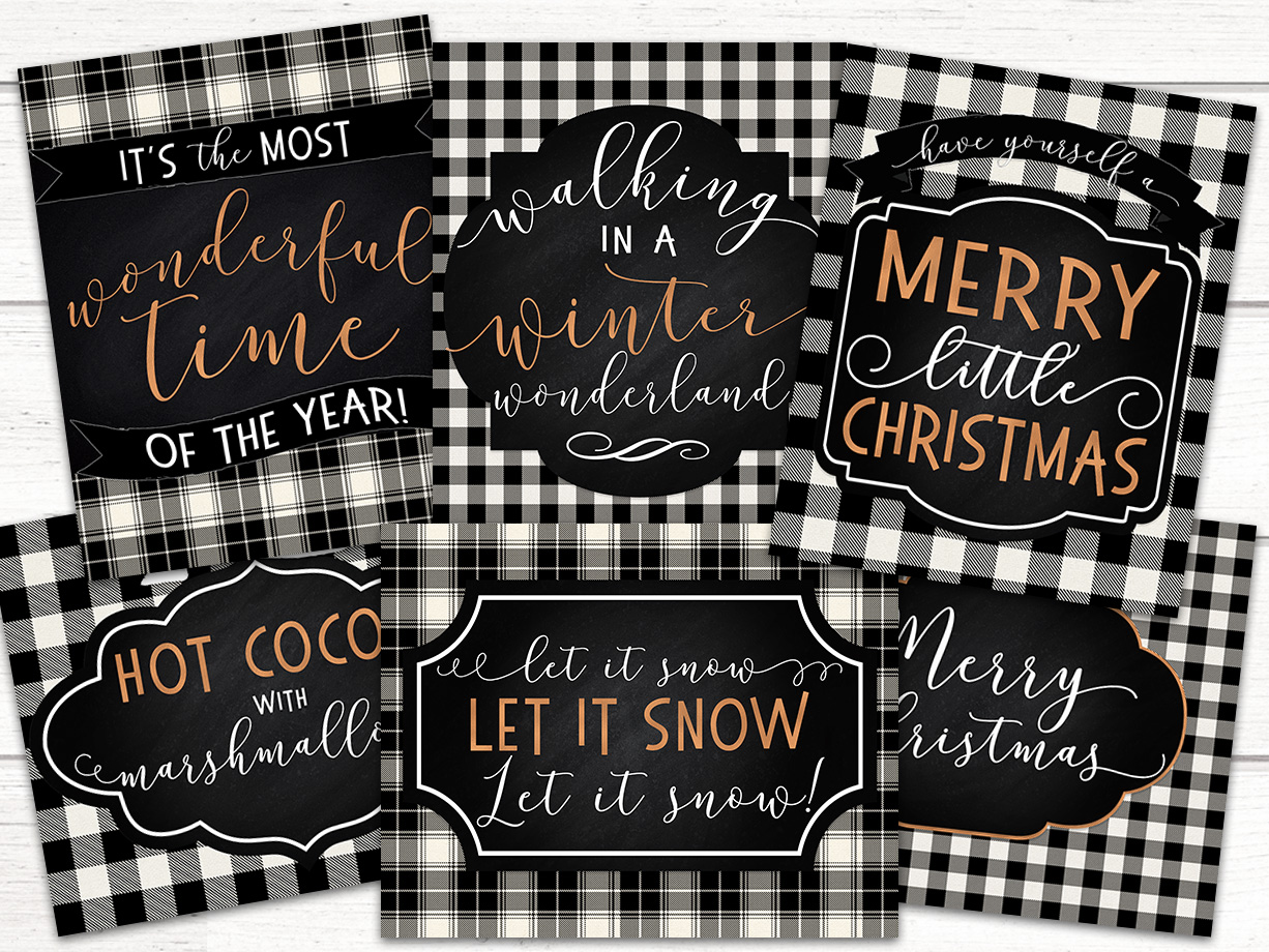 It is a photo of Merry Christmas Sign Printable inside santa