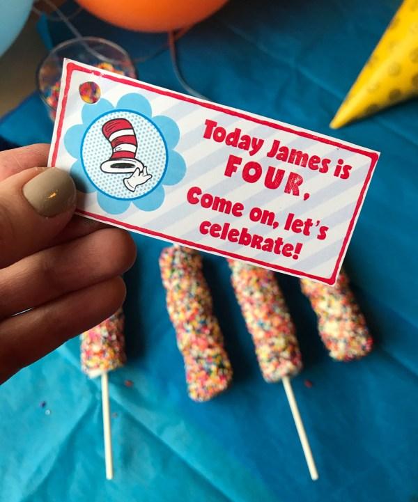 Sprinkle Marshmallow Pops   Marshmallow   Birthday Treats   Birthday   Kid Birthday   Marshmallow Pops   Marshmallow Treat   Birthday Treats to take to school   Birthday Treats for school   Birthday Treat   Sprinkle   Sprinkle Party   Sprinkle Cake   Party