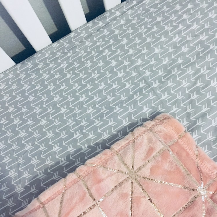 Baby Girl Nursery   Rustic   Room Ideas   Themes   Floral   DIY   Pink and Gray   Modern   Decor   Shabby Chic   Six Clever Sisters