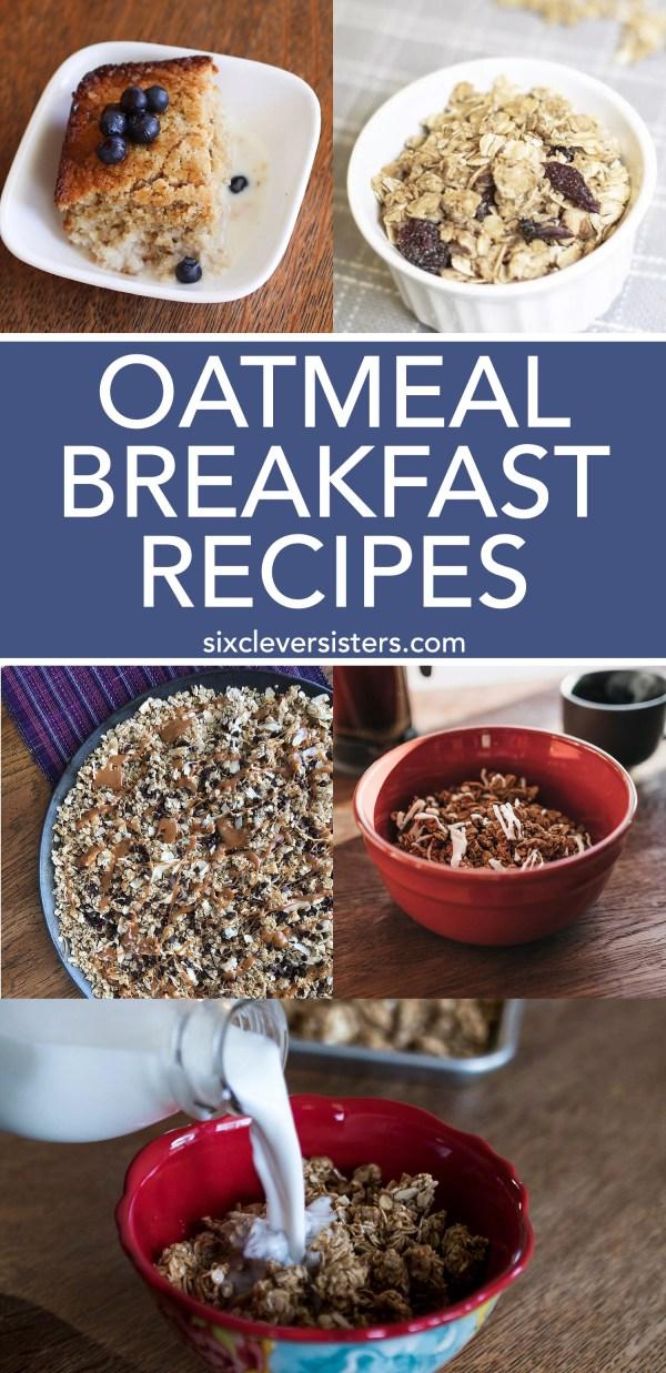 Oatmeal Breakfast Recipes | Oatmeal Breakfast Recipes Easy | Oatmeal Breakfast Recipes Mornings