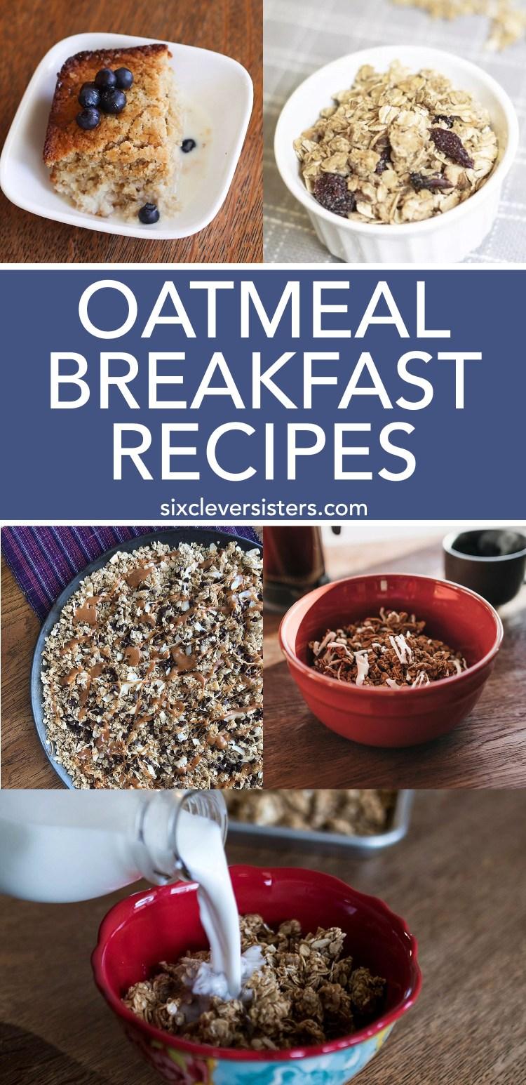 Oatmeal Breakfast Recipes   Oatmeal Breakfast Recipes Easy   Oatmeal Breakfast Recipes Mornings   Oatmeal Breakfast