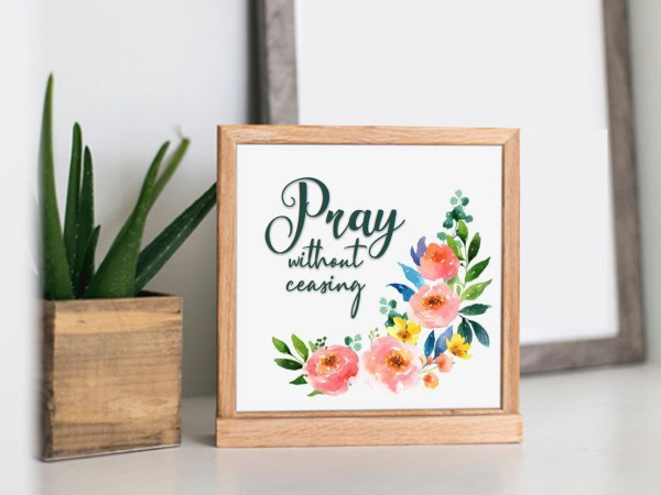 Scripture Printable |Prayer Printables Free | Scripture Printables Free Download | Printables Religious | Scripture Printables PDF | Printables Christian | Pray | Prayer Printable