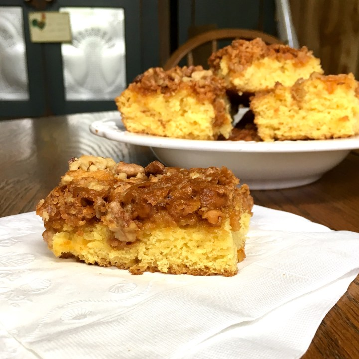 So Easy Butterscotch Sheet Cake - Uses only 5 ingredients!!