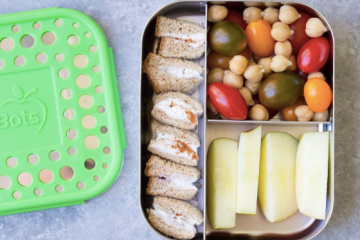 Lunch Box Ideas | School Lunches | School Lunch Box | Lunch Box Food | School Lunches | Looking for healthy lunches to pack for your kids for school this year? Check out my list of great lunch box ideas at SixCleverSisters.com