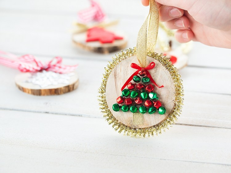 Easy Diy Christmas Ornaments To Make With Your Kids Six Clever Sisters,Square Kitchen Layout