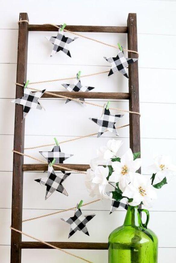 Christmas | Christmas Tree | Garland | DIY Christmas | Party | Holiday | Felt Christmas | Easy Decor | Ornaments | DIY Ornaments | Christmas 2019 | Six Clever Sisters
