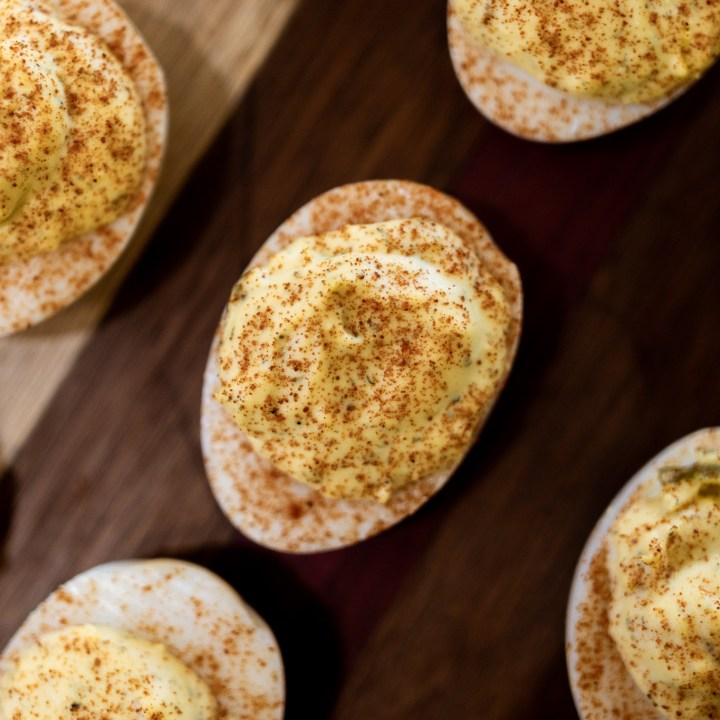 The BEST Classic Deviled Egg Recipe