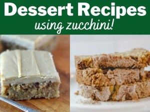 Zucchini Bread | Zucchini Recipe | Lemon Bread | Healthy Bread | If you love zucchini, try out these yummy breads and cookies and bars all using zucchini at SixCleverSisters.com