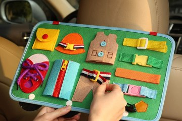 busy board toys for car trips