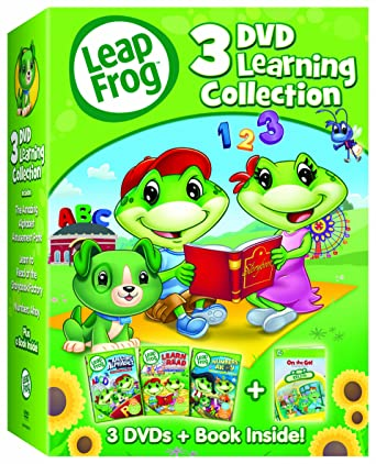 leapfrog learning dvd