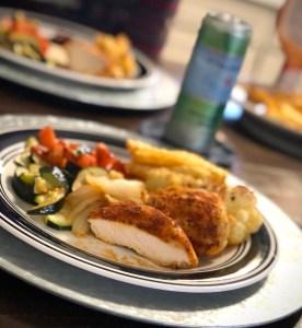 Chicken Breast Recipe | Easy Chicken Recipe | Lori's Perfect Chicken Breast | Easy Dinner Recipe | Find out how to get the perfect chicken breast dinner at SixCleverSisters.com