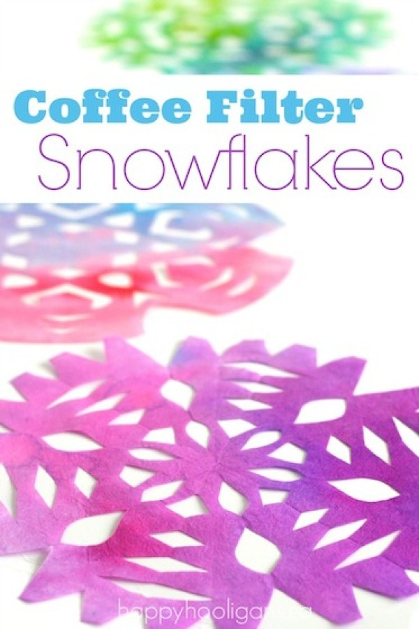 Coffee Filter Crafts | Coffee Filter Crafts Spring | Coffee Filter Craft Ideas | Coffee Filter Art Craft | Coffee Filter Color Craft | Coffee Filter Crafts for Kids | Coffee Filter Crafts for Toddlers | Coffee filter crafts make for a fun kids' activity! Grab some coffee filters and a few other craft supplies and you can make these adorable coffee filter crafts! #crafts #kidsactivities #craftsforkids #kids #crafting #create
