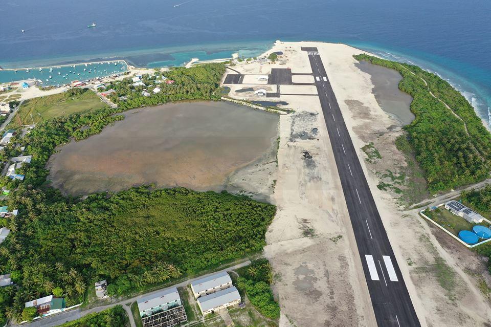 Maldives ecocide