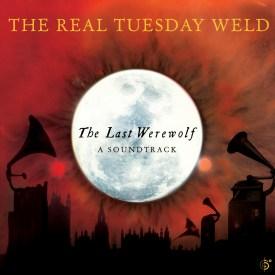 The Last Werewolf (cover artwork)