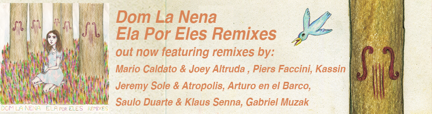 Dom La Nena's Ela Por Eles Remixes Out Now