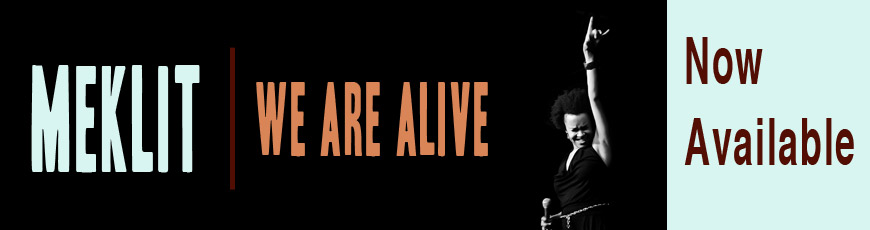 """Out Now: Meklit's """"We Are Alive"""""""